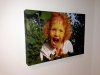Canvas Print. photo digitally printed on canvas and mounted