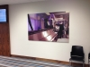 Printed Photo finished with a matt laminate and mounted on a 10mm expanded pvc panel