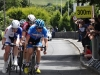 Dan Martin leads the chase group but fails to close the gap