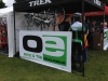 Outdoor Escape stand at the National Cycling Championships 2014