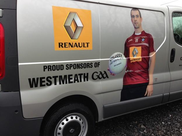 Renault Westmeath GAA