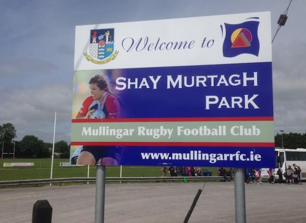 Shay Murtagh Park