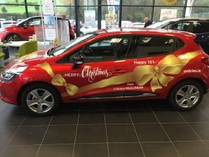 CHRISTMAS CLIO 3