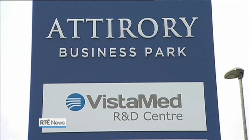 Vistamed's new R&D facility in Carrick-on-Shannon